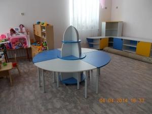 Игровая зона столик