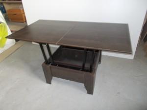 Стол-трансформер 800*800*450